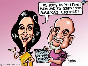 Vidya Balan replaces Mallika Sherawat in Pritish Nandy's Pyaar Ke Side ...