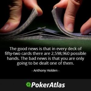 ... Quotes, Texas Holdem Poker, Casino Quotes, Quotes Http Www Pokeratlas