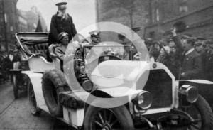 General William Booth, Gründer der Heilsarmee, 1912