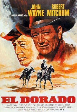 tspdt greatest films 841 el dorado howard hawks 1966