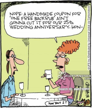 Wedding Anniversary cartoons, Wedding Anniversary cartoon, funny ...