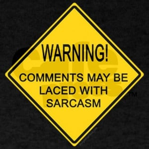 Laced with sarcasm Dark T-Shirt