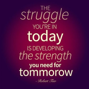 Struggle Motivational ...