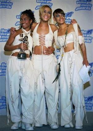 Tionne Watkins Ladydance...