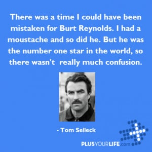 Tom Selleck And Burt Reynolds