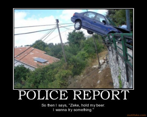 Funny Police Humor Pictures in worlds