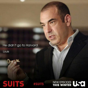 Suits ... Louis Litt
