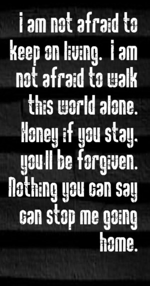 My Chemical Romance - Famous Last Words - song lyrics, song quotes ...