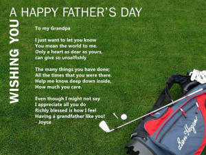 Hope That These Best Happy Father's Day Poems For Grandpa Are Very ...