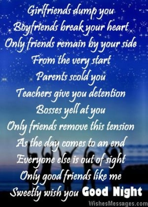 funny best friend poems that rhyme