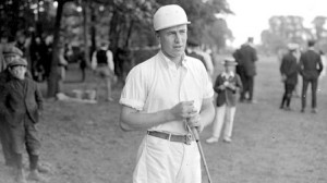 Hitchcock in his American polo team uniform at the Westchester Cup at ...