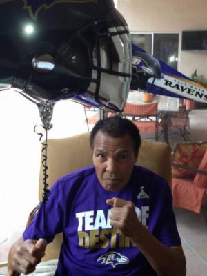 Family: Muhammad Ali enjoying Super Bowl amid reports of ill health