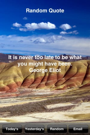 User reviews of Scenic Quotes - Daily Inspirational Quotations and ...