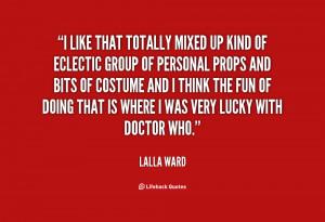 Lalla Ward