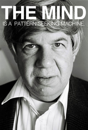 The mind is a pattern-seeking machine' (Stephen Jay Gould)