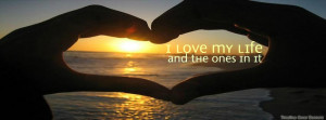 love my life timeline cover banner, Quotes timeline cover