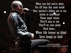 Linkin Park - Linkin park lyrics
