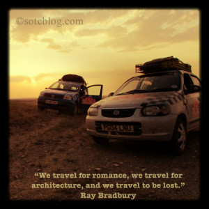 ... Do you have another inspiring travel quote to share?Let's Hear it
