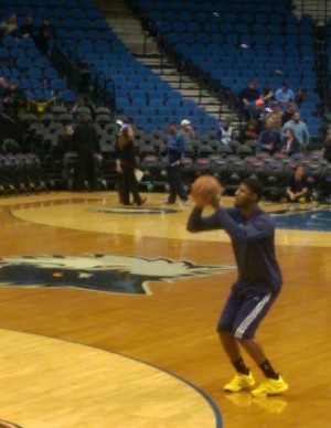 Paul George Continues Recovery, Frank Vogel has Quote of the Night