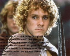 Merry Brandybuck, #LOTR , i love this More