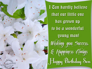 free pictures son birthday wishes daughter birthday wishes birthday ...