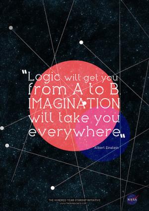 graphic design, illustration, imagination, quotes, text, typography