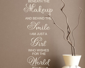 ... items for wall decal word on etsy beauty salon quotes sayings 340x270