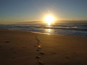 beach sunrise2