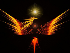 in ancient egyptian mythology and in myths derived from it the phoenix ...