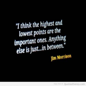 Jim Morrison Famous Quotes Sayings Meaningful Doors Wise Words