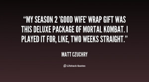 Quotes About a Good Wife