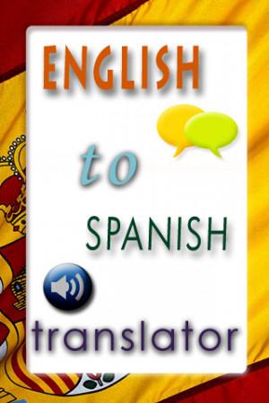 Download English to Spanish Translation Phrasebook iPhone iPad iOS