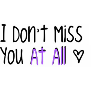 Don't Miss You At All // Selena Gomez & the Scene Quote/Lyrics