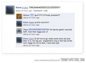Funny photos funny Facebook post pregnant girl