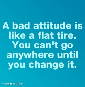 Picture Quote of the Day... Change it and move !!!