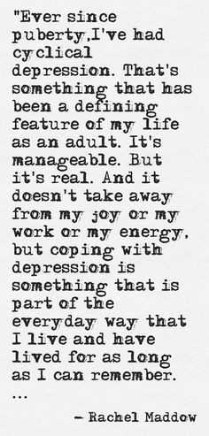 depression quotes and sayings