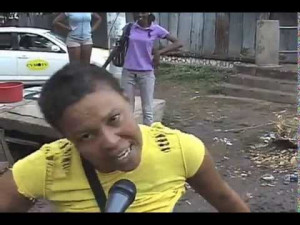 VIDEO: Angry Jamaican Lady Wants Justice! [KingpinTV.net]
