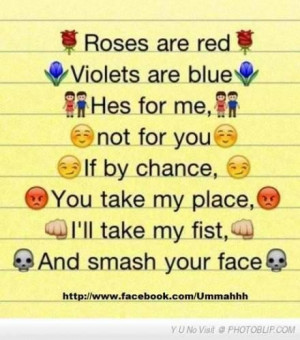 Love quotes roses are red violets are blue