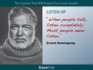 Words That Inspire Leadership