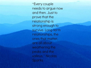 Nicholas Sparks Safe Haven Quotes