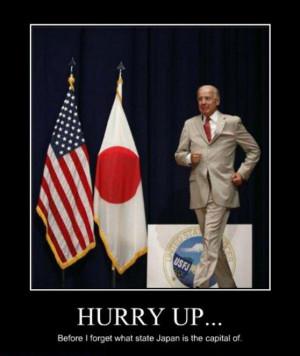 Hurry Up Biden