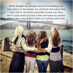 Friends Forever Quotes Psychology Quotes