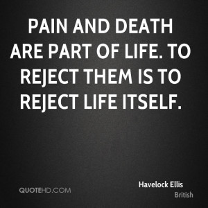 Havelock Ellis Death Quotes
