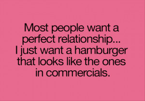 funny quotes, hamburger