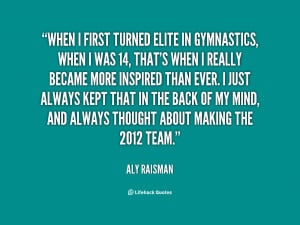 Gymnastics Quotes Inspirational Preview quote