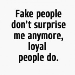 Quotes About Fake People HD Wallpaper