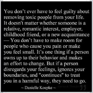Go Back > Gallery For > Toxic People Quotes