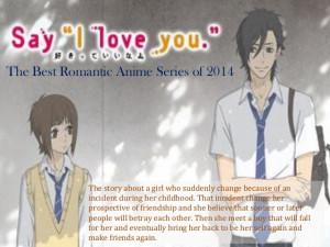 The Best Romance Anime Series of 2014