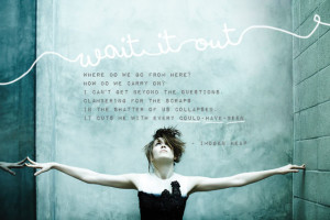 TUESDAY TUNES v.12 | WAIT IT OUT // IMOGEN HEAP