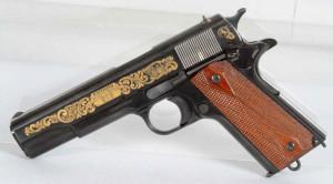 Colt 1911 45 Cal Pistol